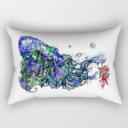 Octo - Colour Rectangular Pillow