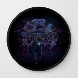 Vampire Jams Wall Clock