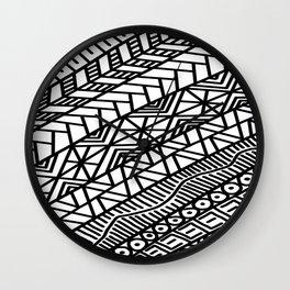Quick Doodle Wall Clock