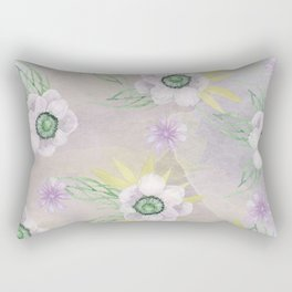 Jade and Kukac Rectangular Pillow