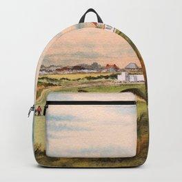 Royal Birkdale Golf Course Backpack
