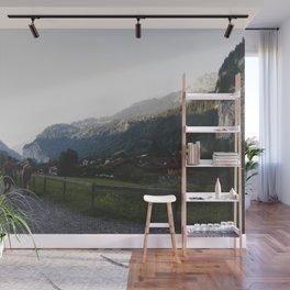 lauterbrunnen Wall Mural