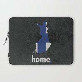 Finland Proud Laptop Sleeve