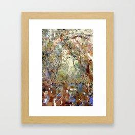 Collective Framed Art Print