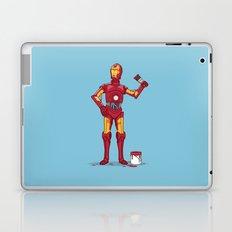 Iron Droid Variant Laptop & iPad Skin