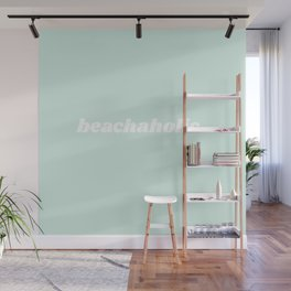 beachaholic Wall Mural