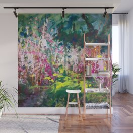 Forest edge Wall Mural