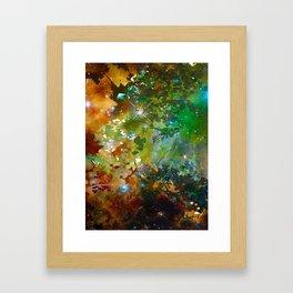 Celestial  Framed Art Print