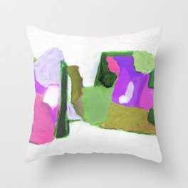 Streamline Throw Pillow