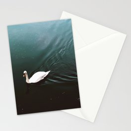 Swan Lake Stationery Cards