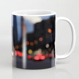 Streetlight bokeh Coffee Mug