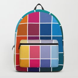 Colorful Soul - All colors together Backpack