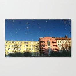 Canal I Canvas Print