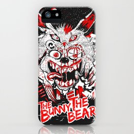 Demon Fluff iPhone Case