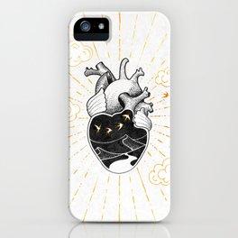 Desert Heart Inktober :: More Magick iPhone Case