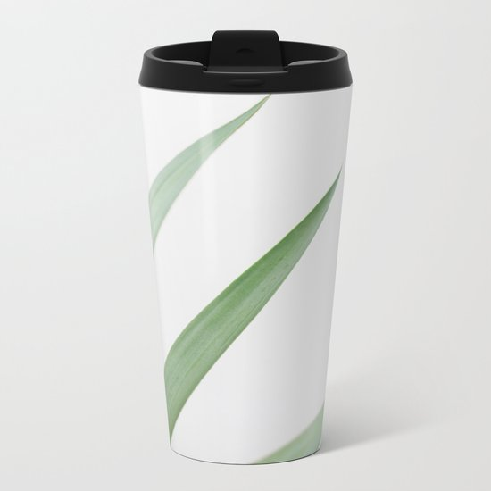 Plant Metal Travel Mug