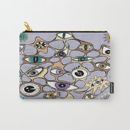 geodesic eyes Carry-All Pouch