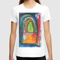 door T-shirts featuring Door by Beth Ann Short