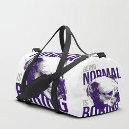 Being Normal Duffle Bag