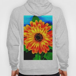 Orange Marigold Hoody