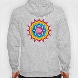 Mandala- Spectrum Lotus Hoody
