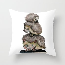 Need Space Throw Pillow