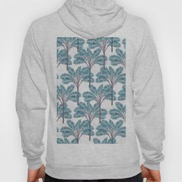 Exotic Palms No. 003 / Tropical Plants After Rain Hoody