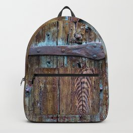 The old gate Backpack