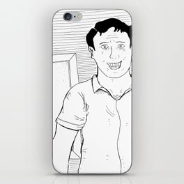 Bad iPhone Skin