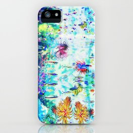 """""""Shell Echos"""" by surrealpete iPhone Case"""