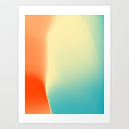 CONTACT 1 Art Print