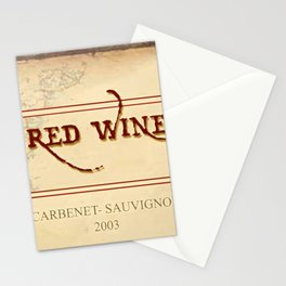 The Winery Stationery Cards