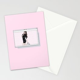 Hani.png Stationery Cards