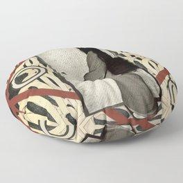 Pret-a-Portal Floor Pillow