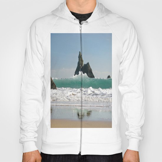 BroadHaven South Beach.Pembrokeshire.Wales. Hoody