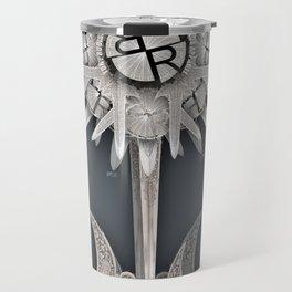 Rise Rubino Deadly Zen Flower Travel Mug