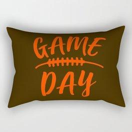 Cleveland Game Day Rectangular Pillow