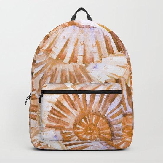 Sea Life Pattern 08 Backpack