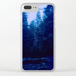 0417 Clear iPhone Case