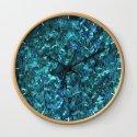 Abalone Shell | Paua Shell | Cyan Blue Tint by eclecticatheart