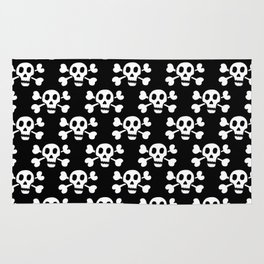 Skull & Crossbones Rug