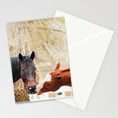 True Friends. I think we're being watched. Stationery Cards