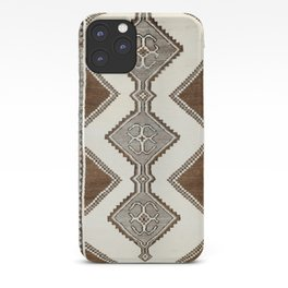 Luri Gabbeh  Antique Fars South West Persian Rug Print iPhone Case