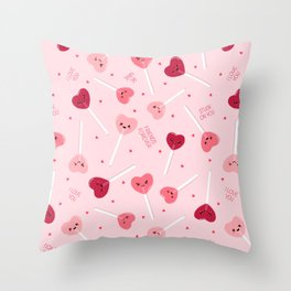 Valentine Sweetheart Throw Pillow
