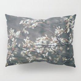 Wild Cherry Blossom Pillow Sham