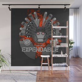 Everyone is EXPENDABLE - SCOUT Wall Mural