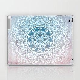 VINTAGE SPRING LACE MANDALA Laptop & iPad Skin