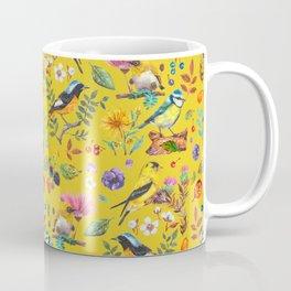 Birds nature - YBG Coffee Mug
