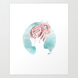 Nesting Art Print