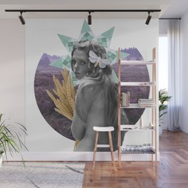 earth: Virgo Wall Mural